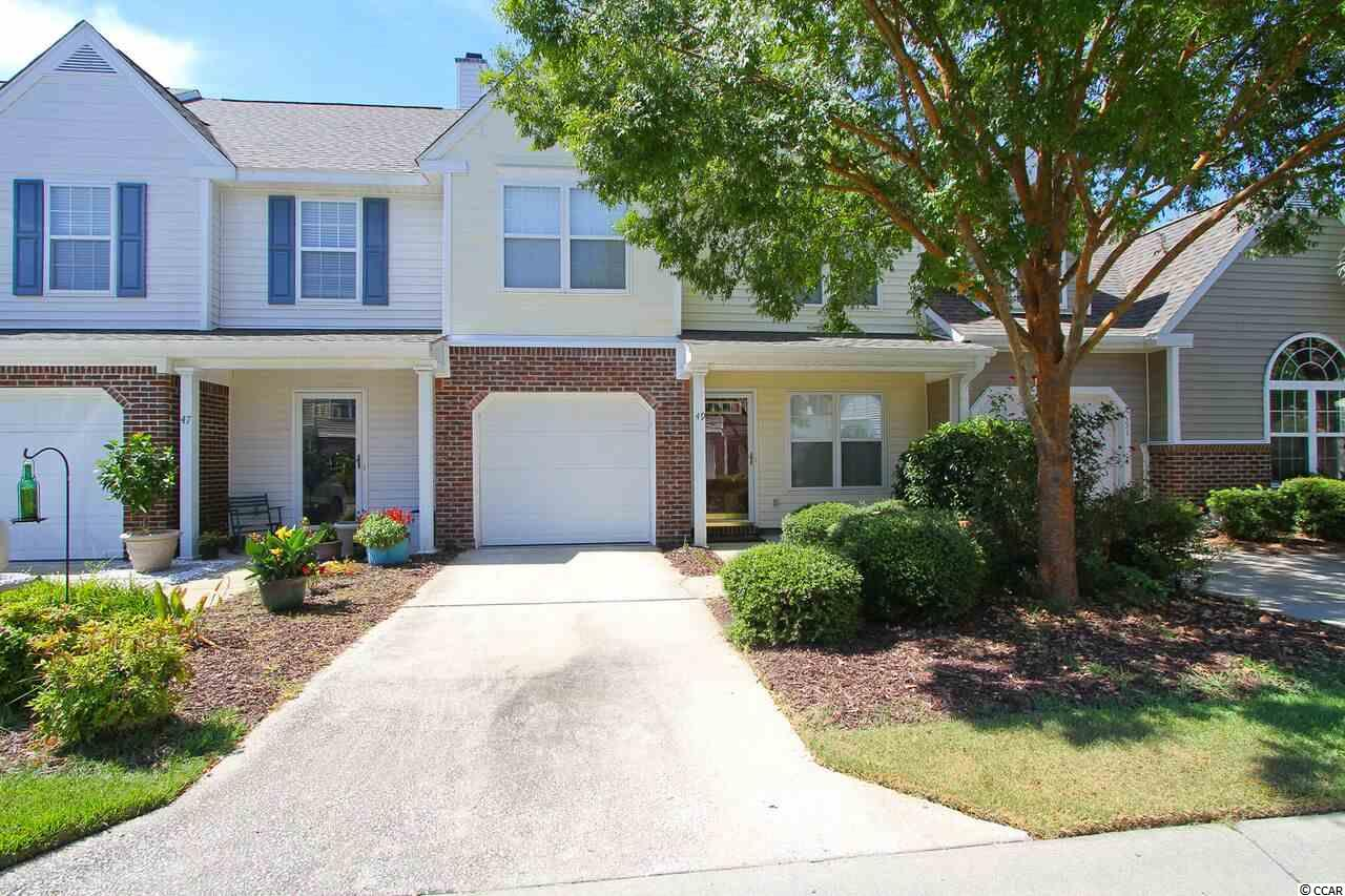 Townhouse MLS:1819092 PAWLEYS PLACE  49 Pond View Drive Pawleys Island SC