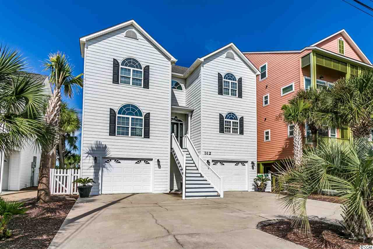 Detached MLS:1819101   312 Canal St. North Myrtle Beach SC