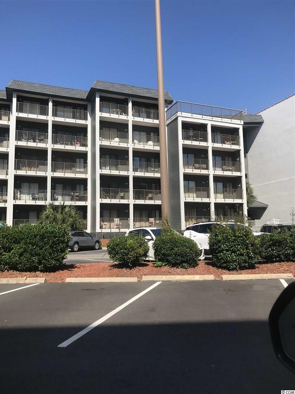 Ocean View,End Unit Condo in MB Resort I - 16J : Myrtle Beach South Carolina