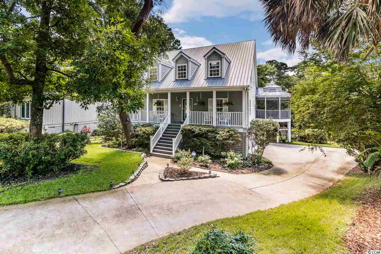 Detached MLS:1819196   4923 Woodview Ln. Myrtle Beach SC