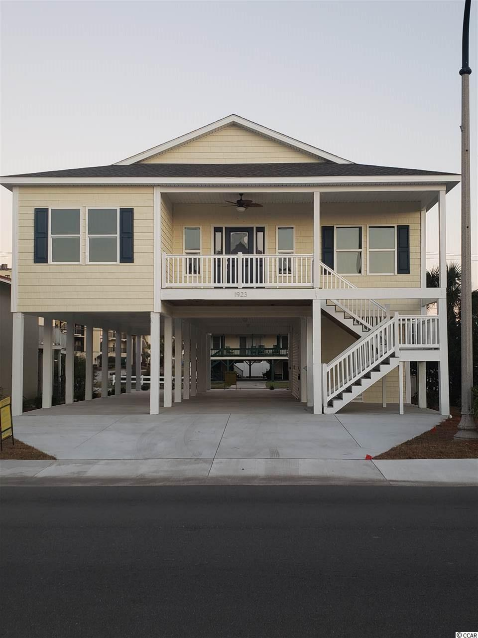 Detached MLS:1819232   1923 N Ocean Blvd. North Myrtle Beach SC
