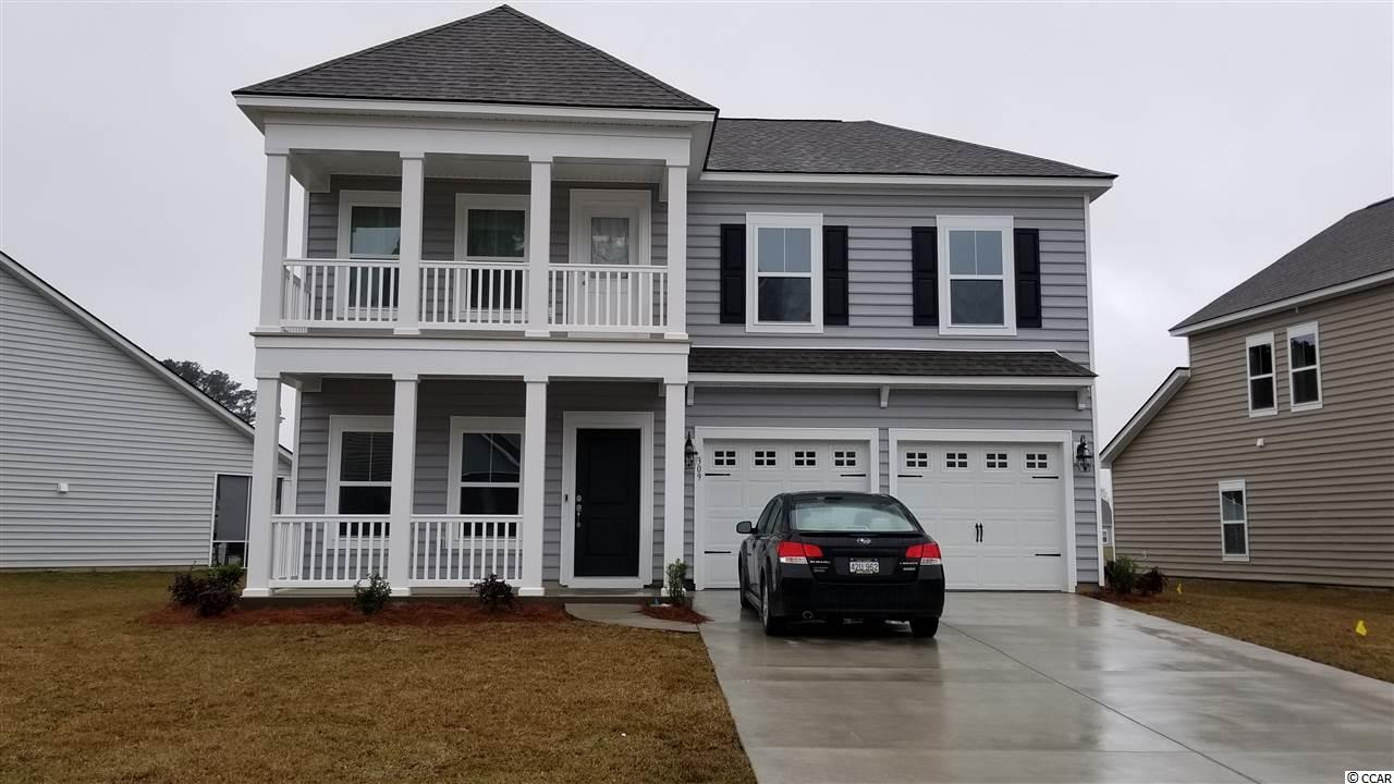 Detached MLS:1819235   309 Harbinson Circle Myrtle Beach SC