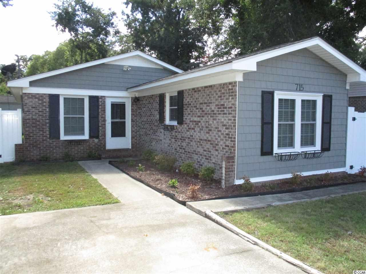 Detached MLS:1819242   715 Cypress Dr. Surfside Beach SC