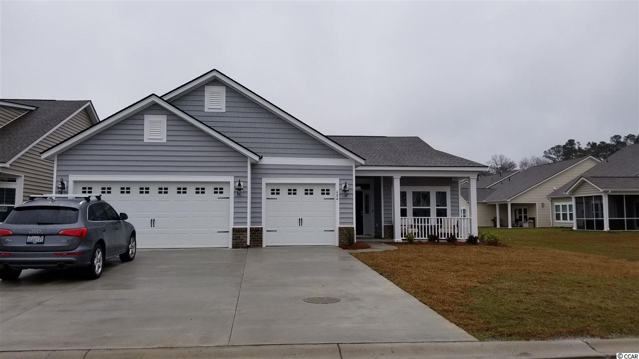 Detached MLS:1819244   604 Poe Creek Way Myrtle Beach SC