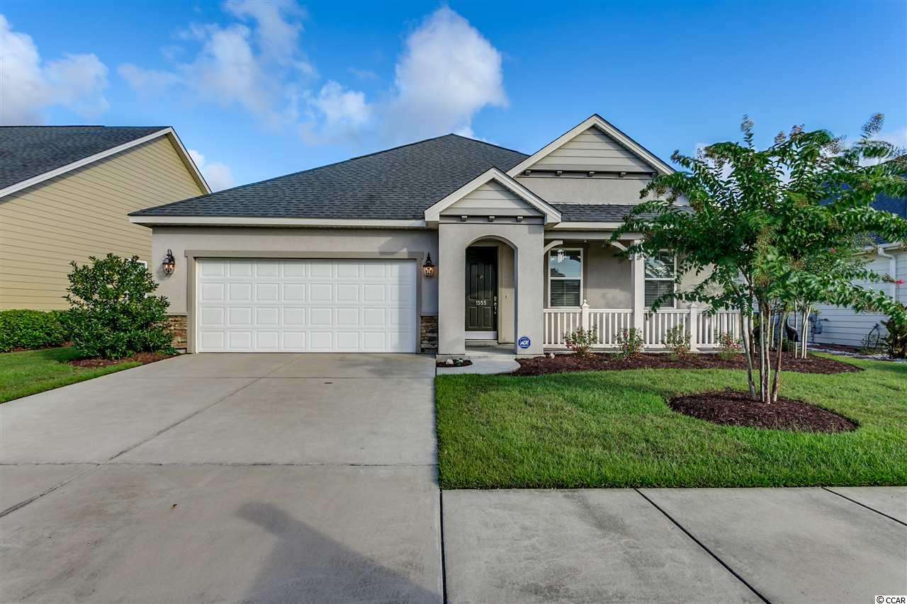 Detached MLS:1819253   1555 Beaumont Way Myrtle Beach SC