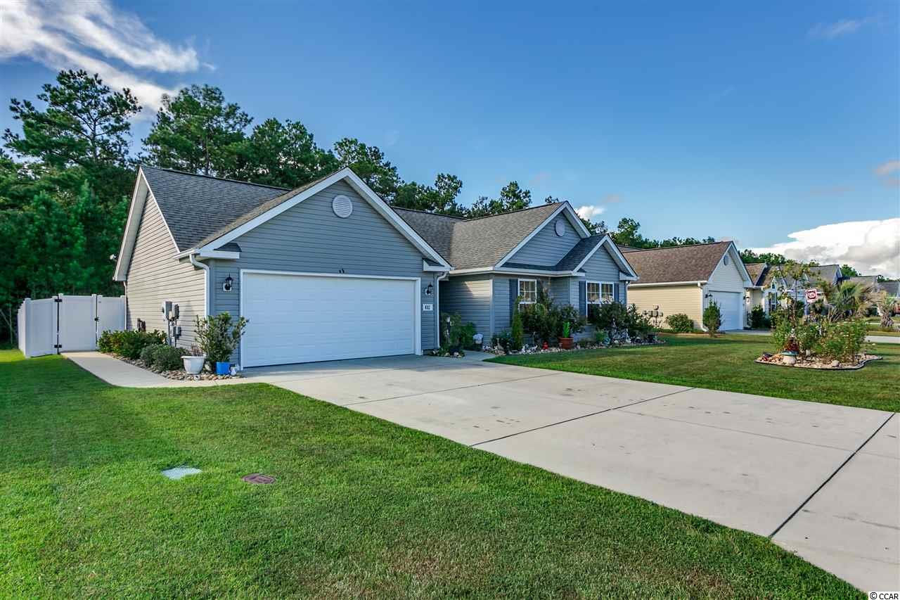 Detached MLS:1819256   412 Caspian Tern Dr. Myrtle Beach SC