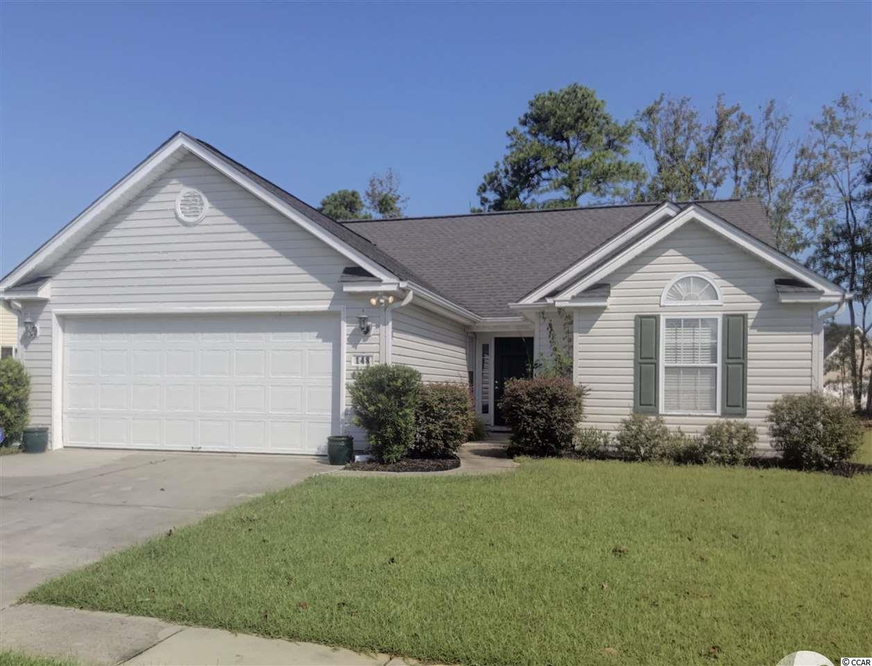 Detached MLS:1819263   148 Somerworth Circle Myrtle Beach SC