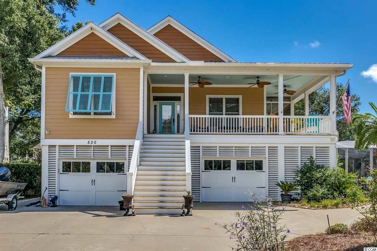 Detached MLS:1819269   530 Mount Gilead Rd. Murrells Inlet SC