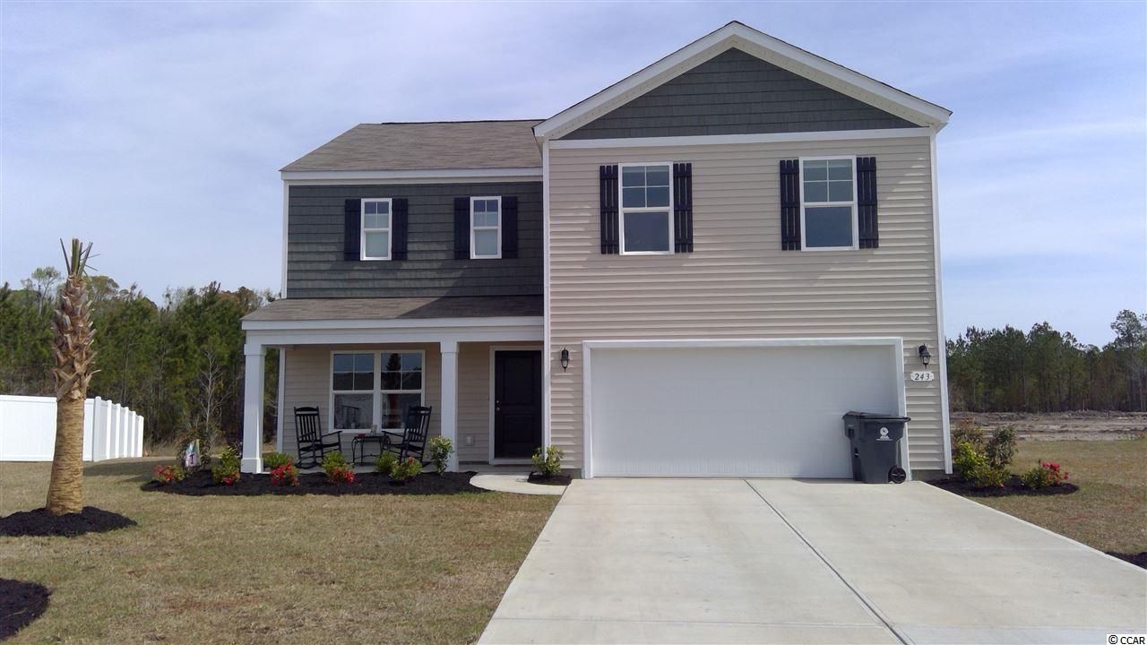 Detached MLS:1819280   TBD Harmony Ln. Myrtle Beach SC