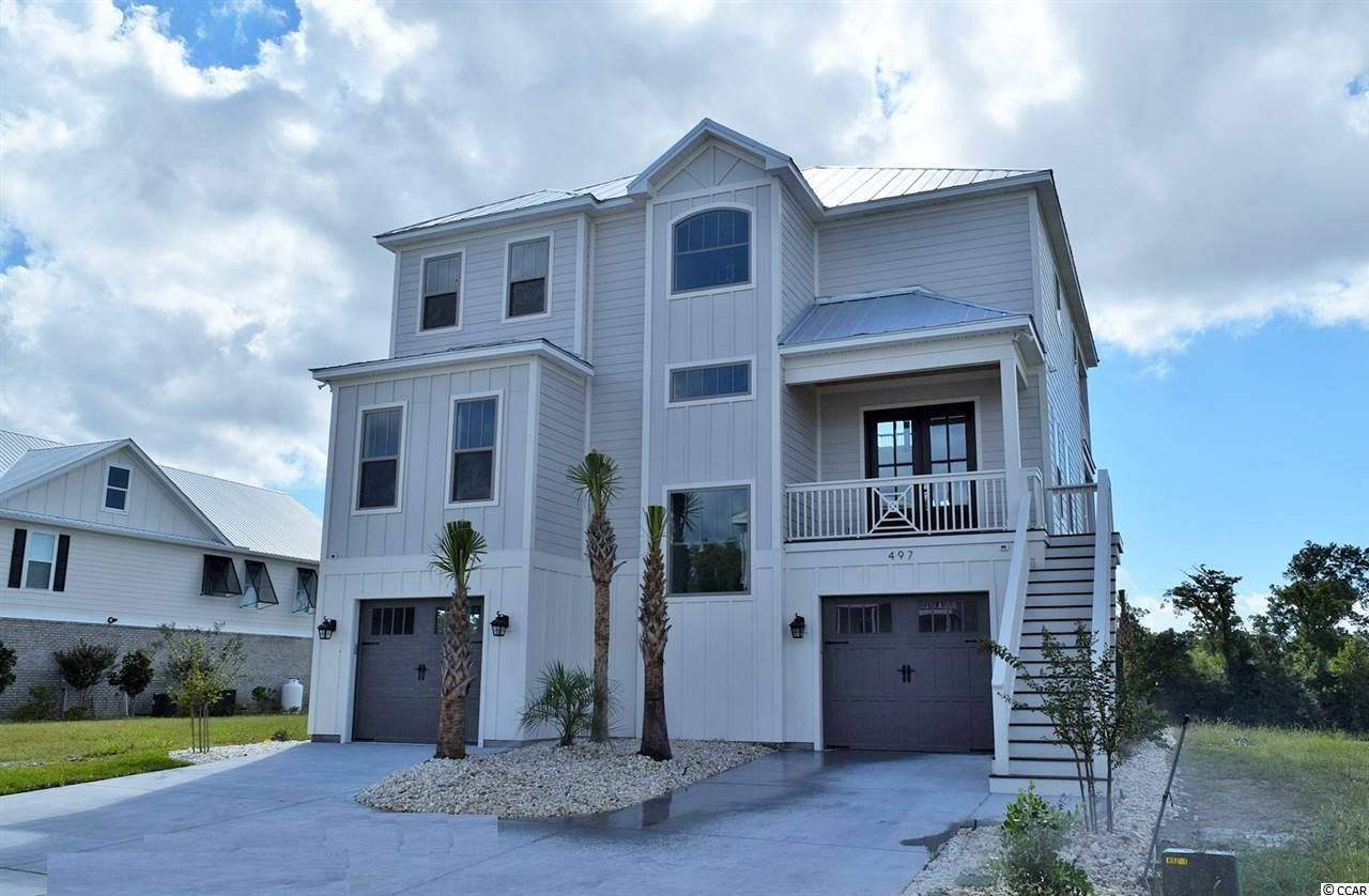 Detached MLS:1819307   429 Harbour View Dr. Myrtle Beach SC