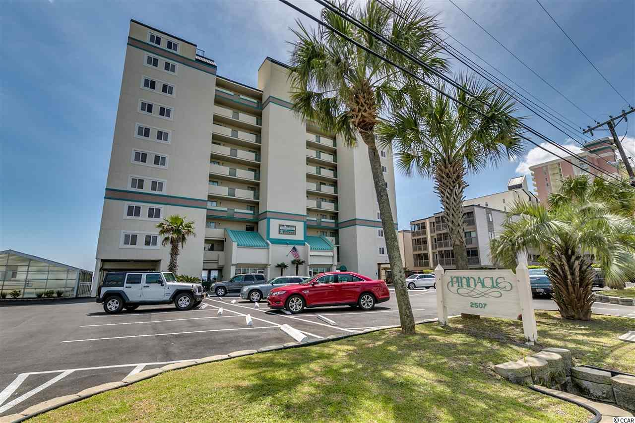 Condo MLS:1819331 PINNACLE  2507 S Ocean Blvd. North Myrtle Beach SC