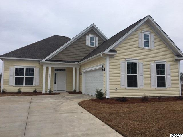Detached MLS:1819336   5134 Country Pine Dr. Myrtle Beach SC