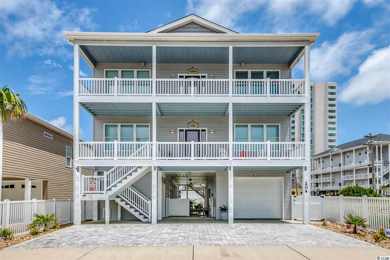 Detached MLS:1819388   204 33rd Ave. N North Myrtle Beach SC
