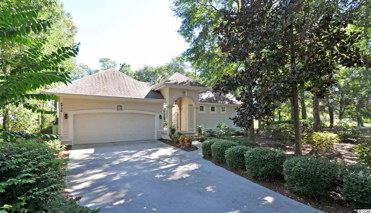 Detached MLS:1819395   4734 Bucks Bluff Dr. North Myrtle Beach SC