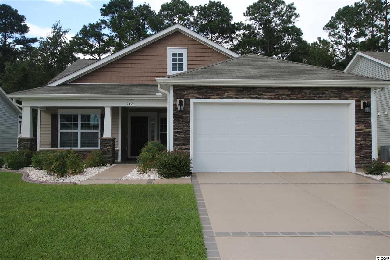Detached MLS:1819399   725 Old Castle Loop Myrtle Beach SC