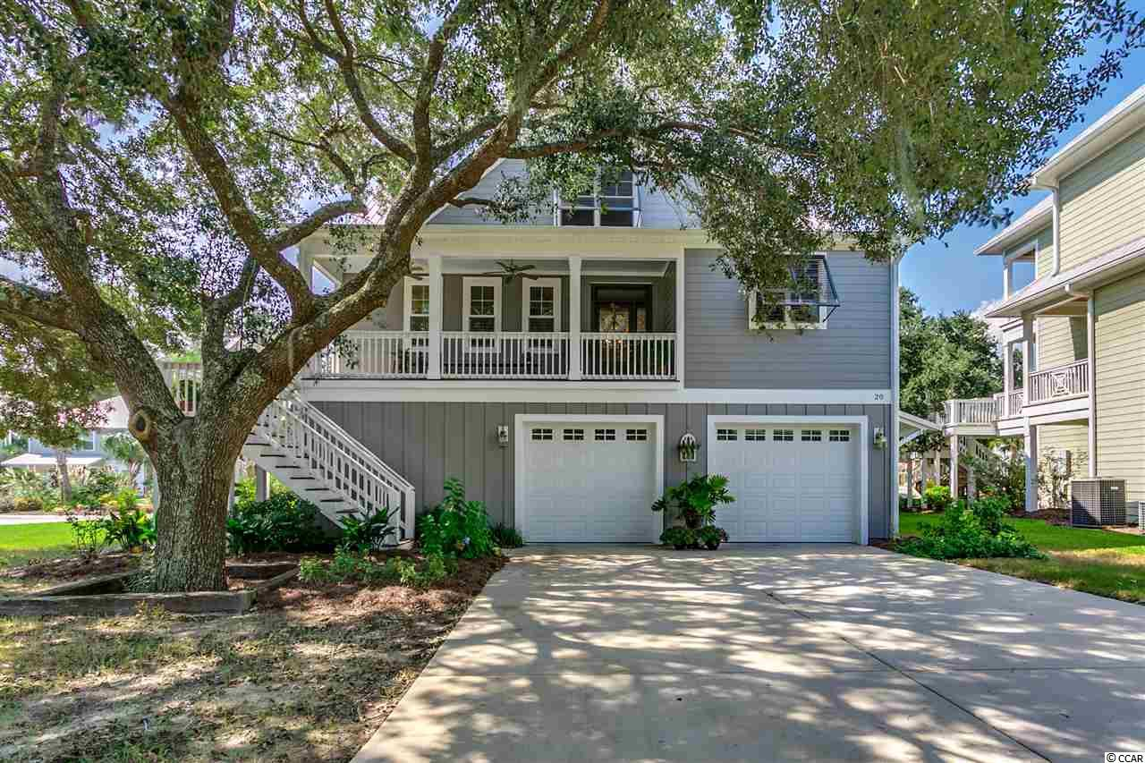 Detached MLS:1819424   20 Orchard Ave. Murrells Inlet SC