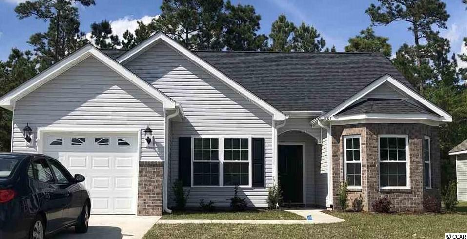 Detached MLS:1819443   167 Clay Pond Village Ln. Myrtle Beach SC