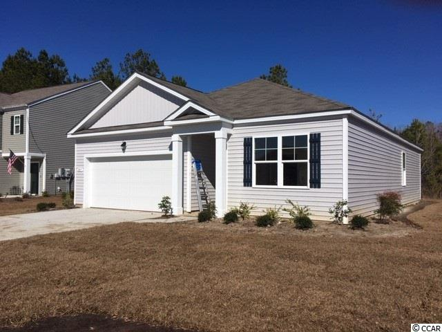 Detached MLS:1819462   207 Harmony Dr. Myrtle Beach SC