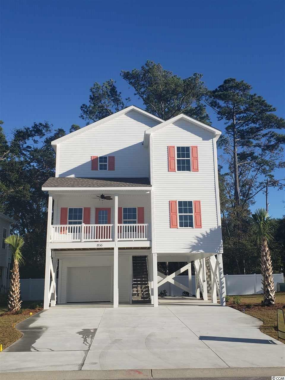 Detached MLS:1819463   850 9th Ave. S North Myrtle Beach SC