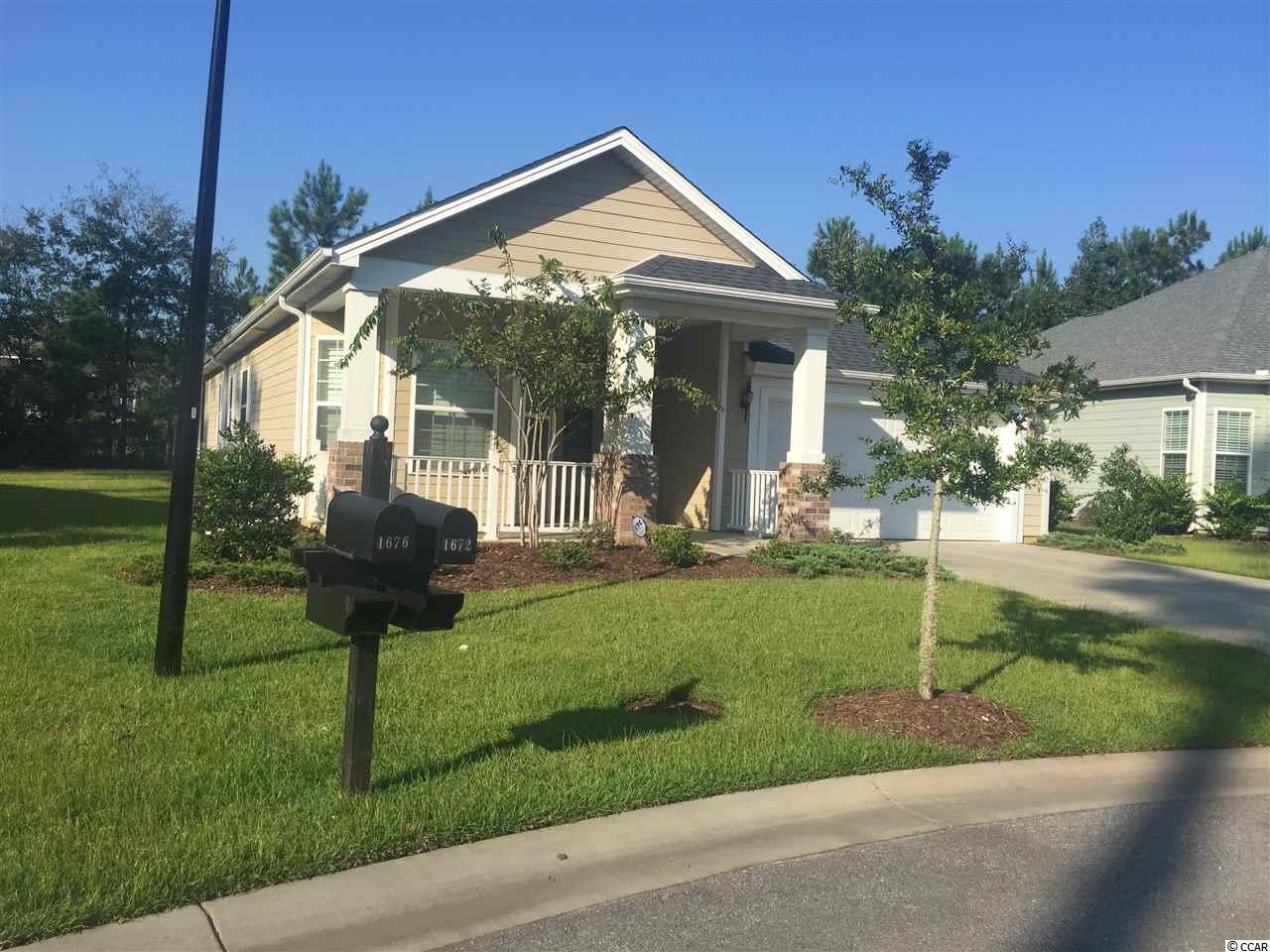 Detached MLS:1819466   1672 Murrell Pl. Murrells Inlet SC