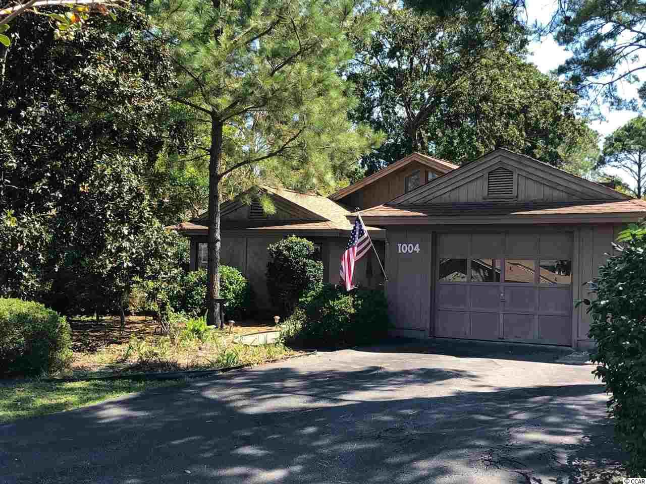 Detached MLS:1819493   1004 Cedarwood Circle Myrtle Beach SC