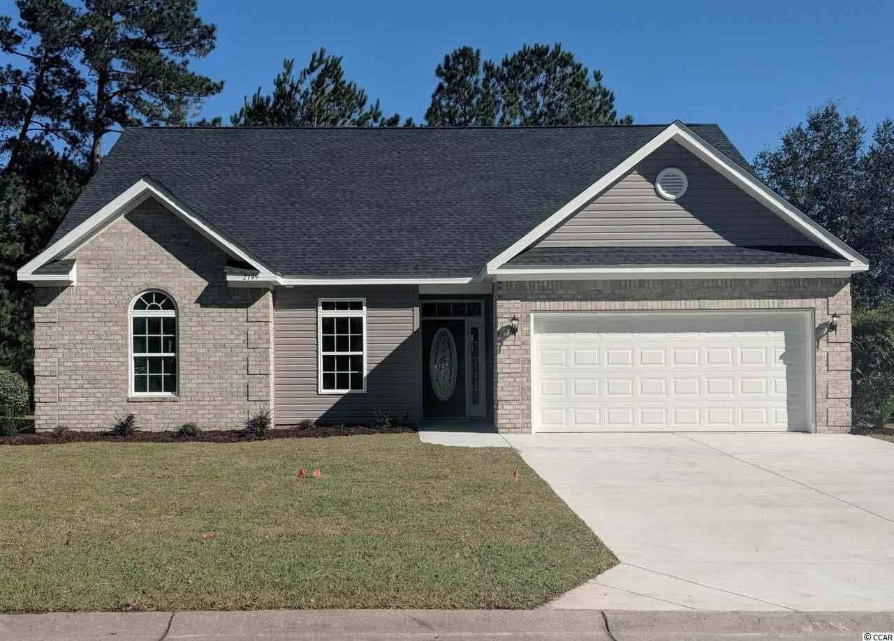 Detached MLS:1819527   2749 Sanctuary Blvd. Conway SC