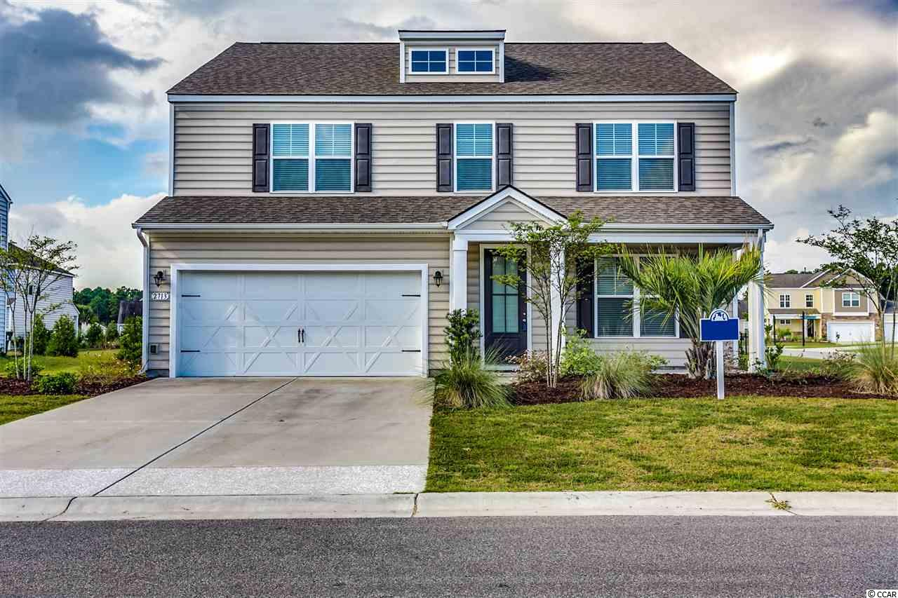 Detached MLS:1819606   2713 Scarecrow Way Myrtle Beach SC