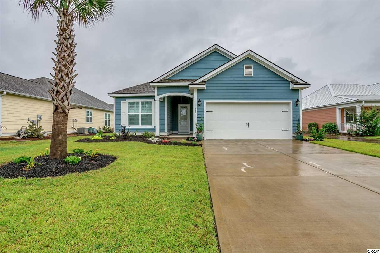 Detached MLS:1819613   212 Coral Beach Circle Myrtle Beach SC