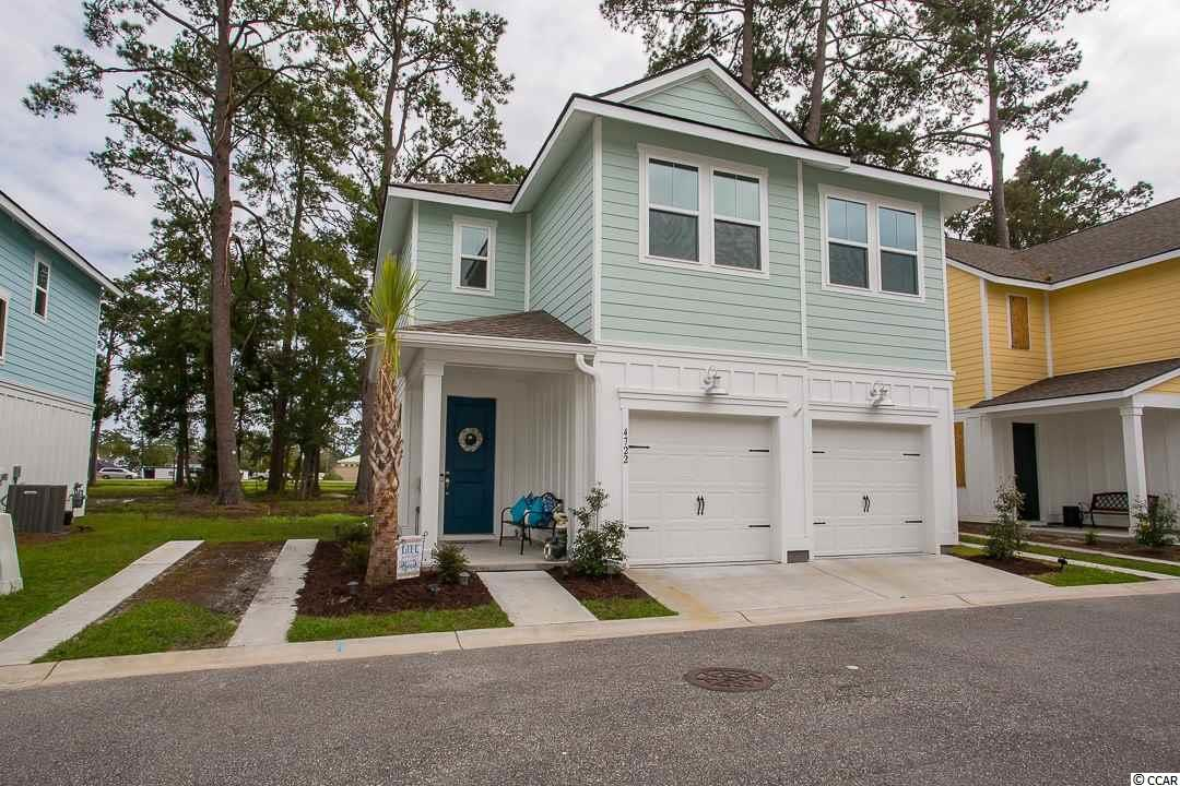 Detached with HPR MLS:1819616   4722 Cloister Ln. Myrtle Beach SC