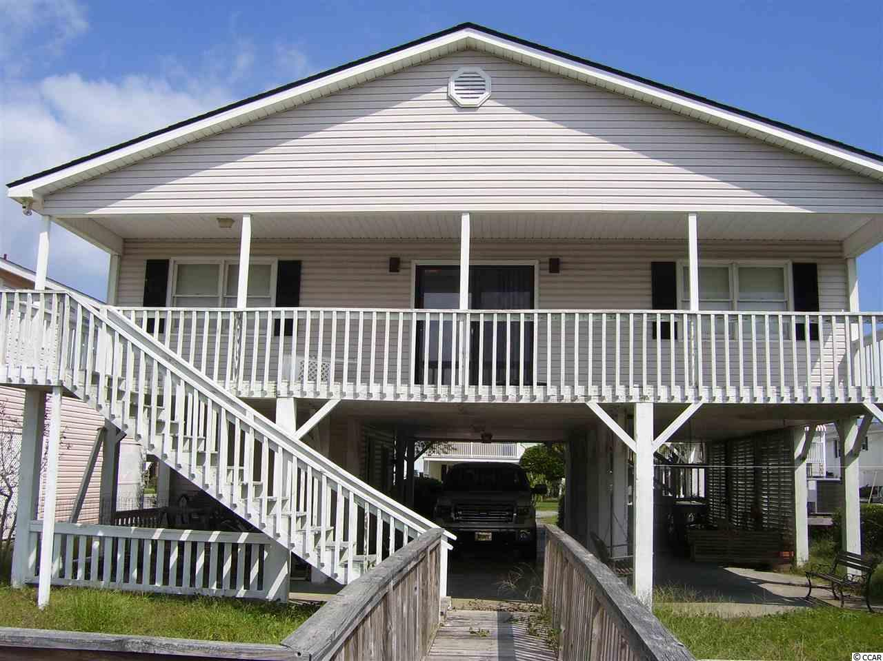 Detached MLS:1819618   409 35th Ave. N North Myrtle Beach SC