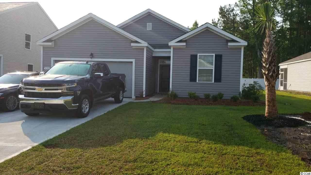 Detached MLS:1819625   532 Affinity Dr. Myrtle Beach SC