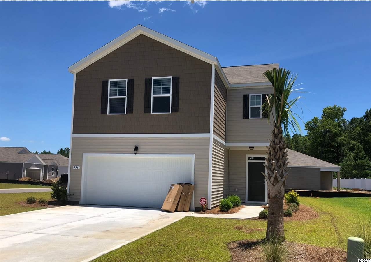 Detached MLS:1819627   536 Affinity Dr. Myrtle Beach SC