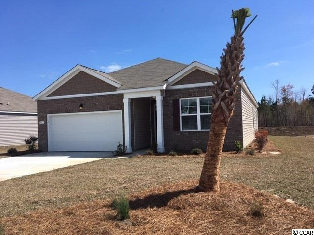 Detached MLS:1819628   552 Affinity Dr. Myrtle Beach SC