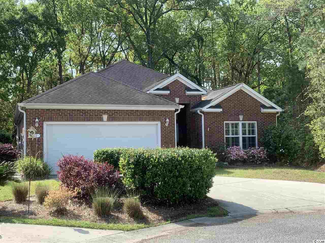 Detached MLS:1819639   82 Pintail Ct. Pawleys Island SC