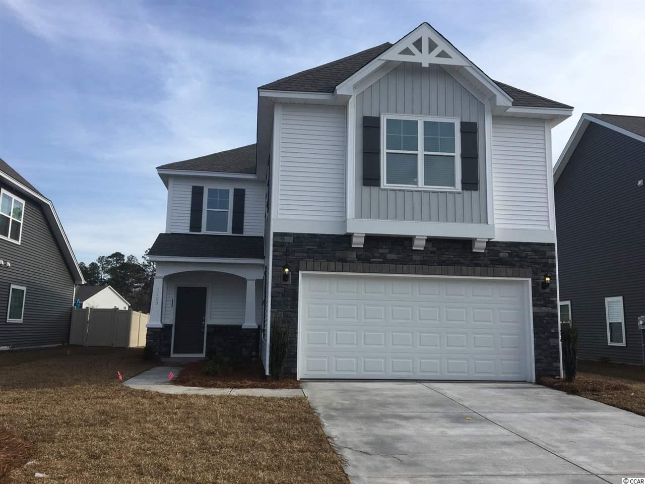 Detached MLS:1819649   5409 Merrywind Court Myrtle Beach SC