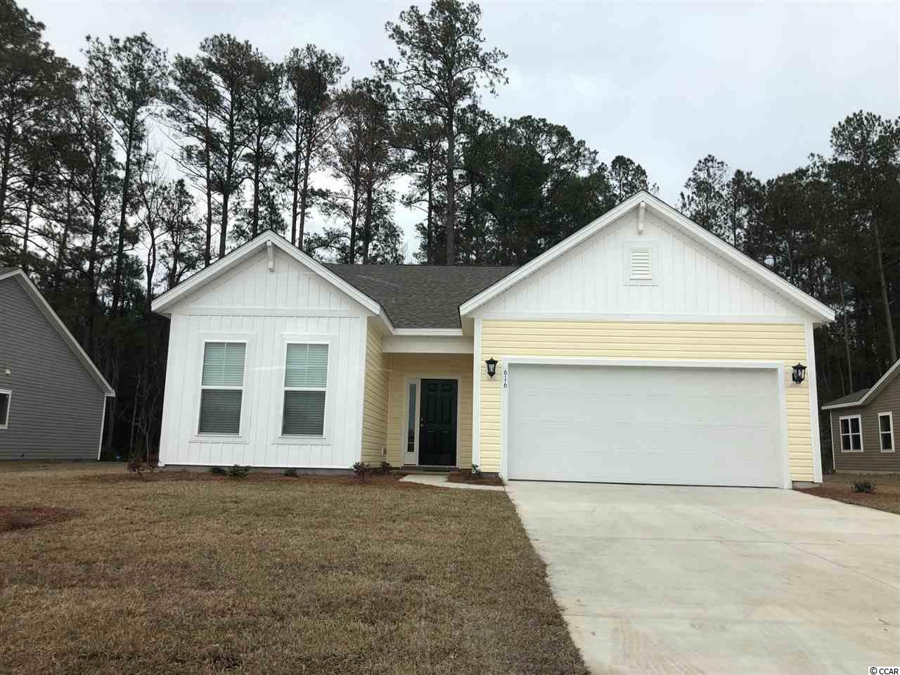 Detached MLS:1819670   616 Dellcastle Ct. Calabash NC