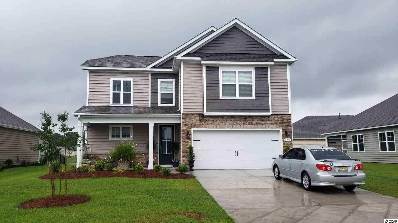 Detached MLS:1819693   5315 Shorthorn Way Myrtle Beach SC