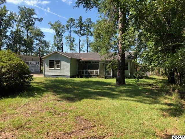 Detached MLS:1819698   2624 Thurgood Marshall Highway Kingstree SC