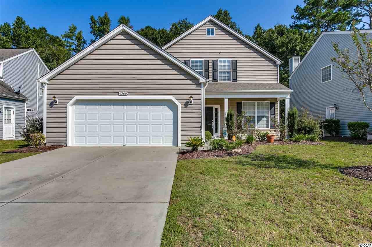 Detached MLS:1819724   4360 Red Rooster Ln. Myrtle Beach SC