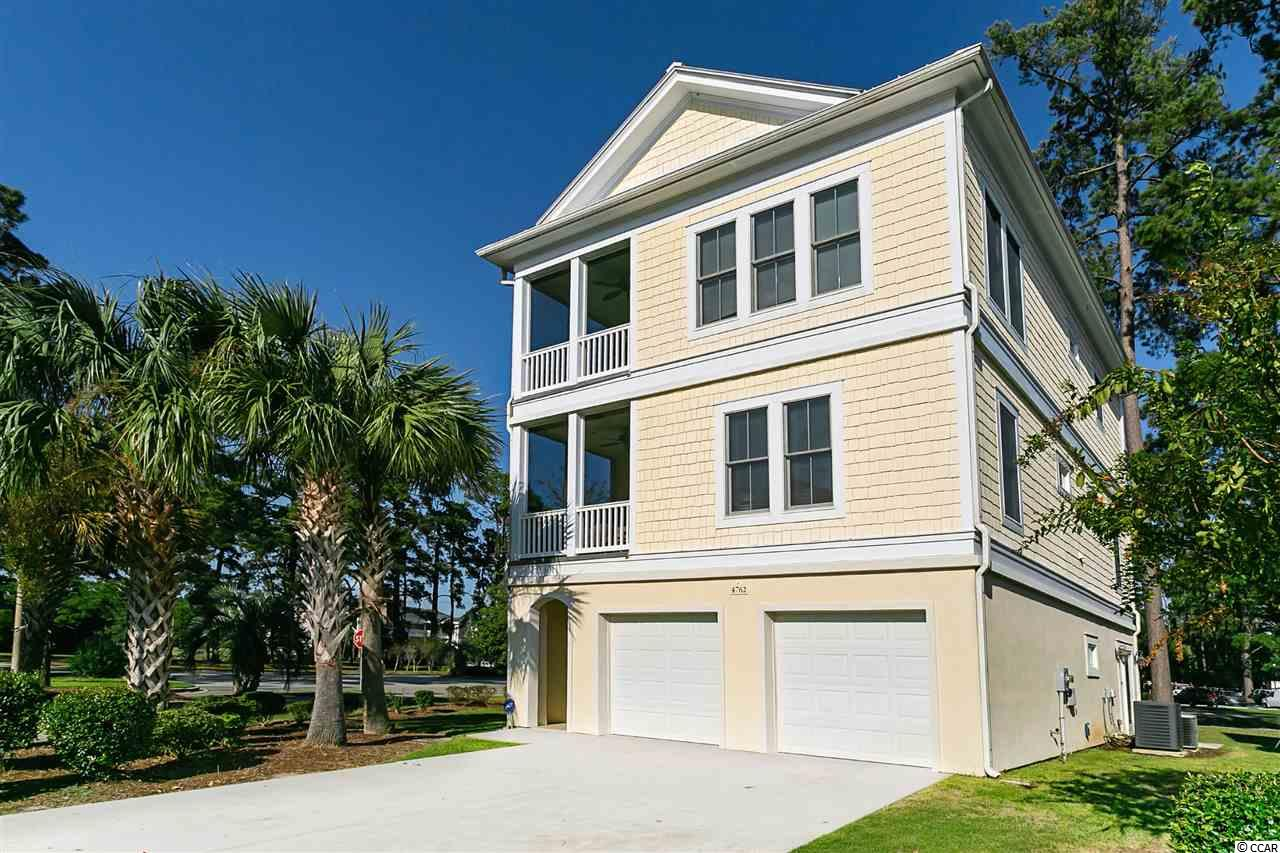 Detached with HPR MLS:1819729   4762 Cloister Ln. Myrtle Beach SC