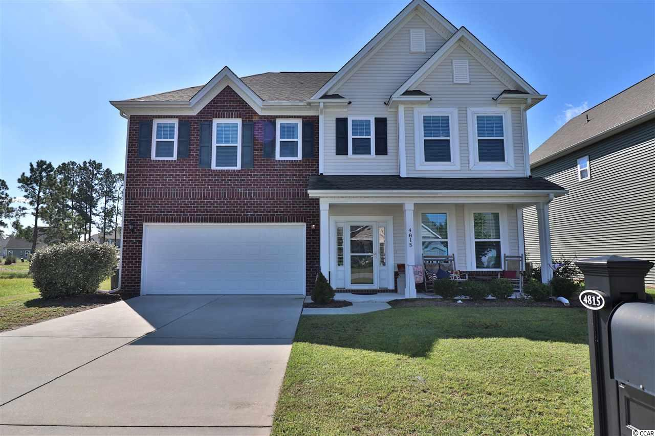 Detached MLS:1819738   4815 Bramblewood Dr. Myrtle Beach SC