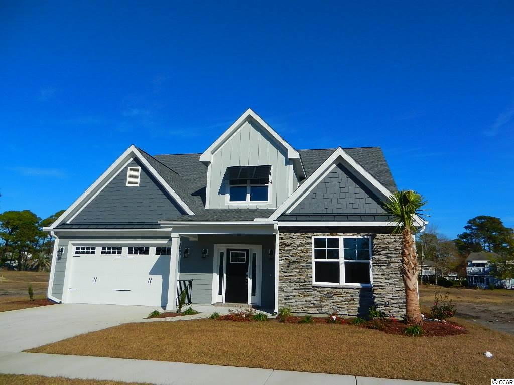 Detached MLS:1819754   1008 Bonnet Drive North Myrtle Beach SC