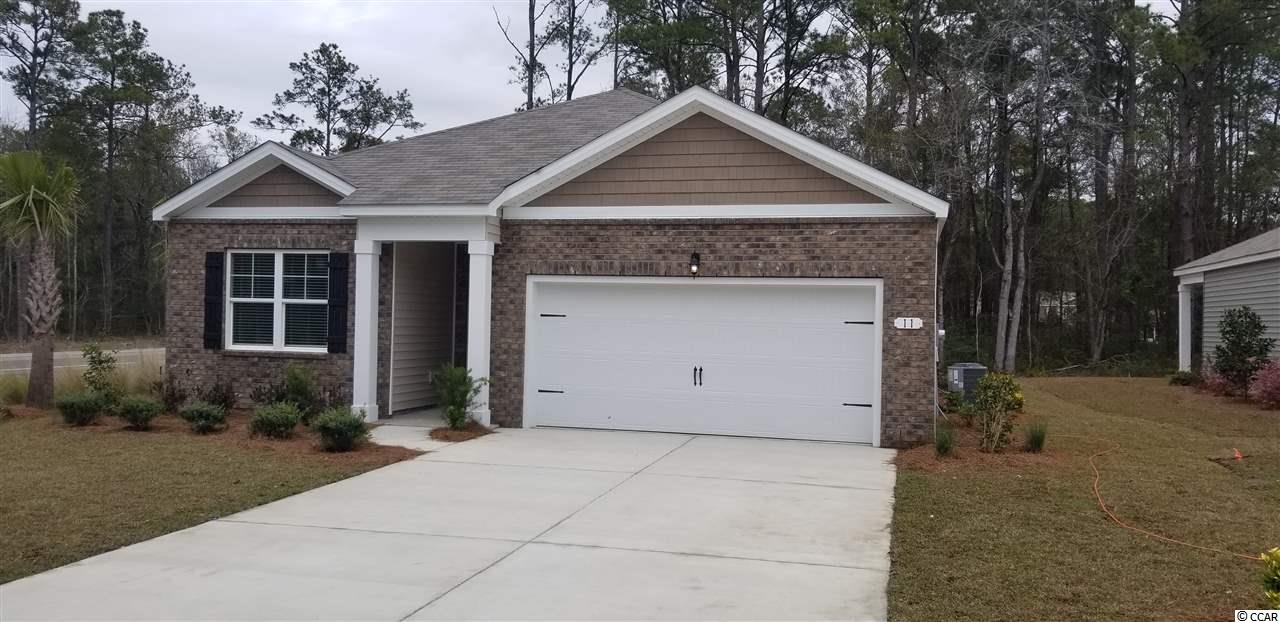 Detached MLS:1819761   11 Parkglen Dr. Pawleys Island SC