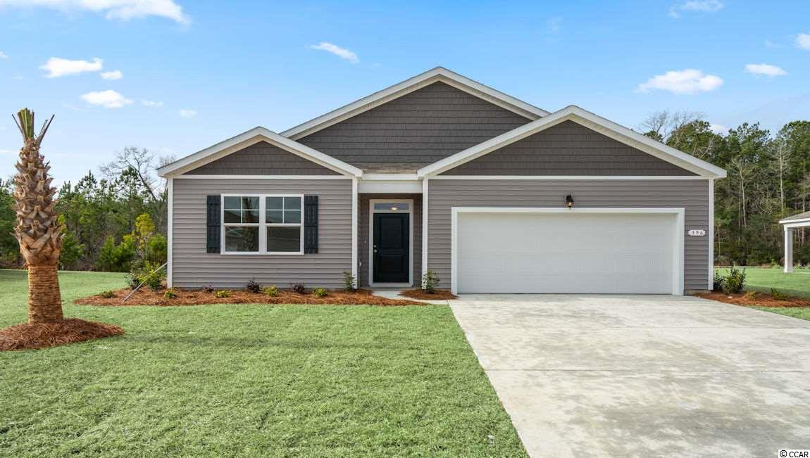 Detached MLS:1819810   396 Carmello Circle Conway SC