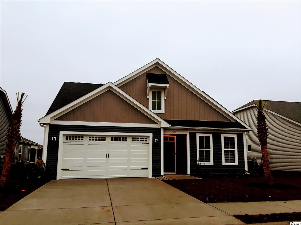 Detached MLS:1819825   215 Switchgrass Loop Little River SC