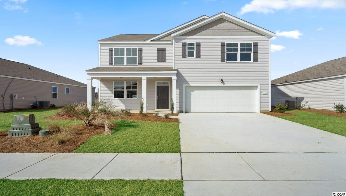 Detached MLS:1819842   2720 Eclipse Dr. Myrtle Beach SC