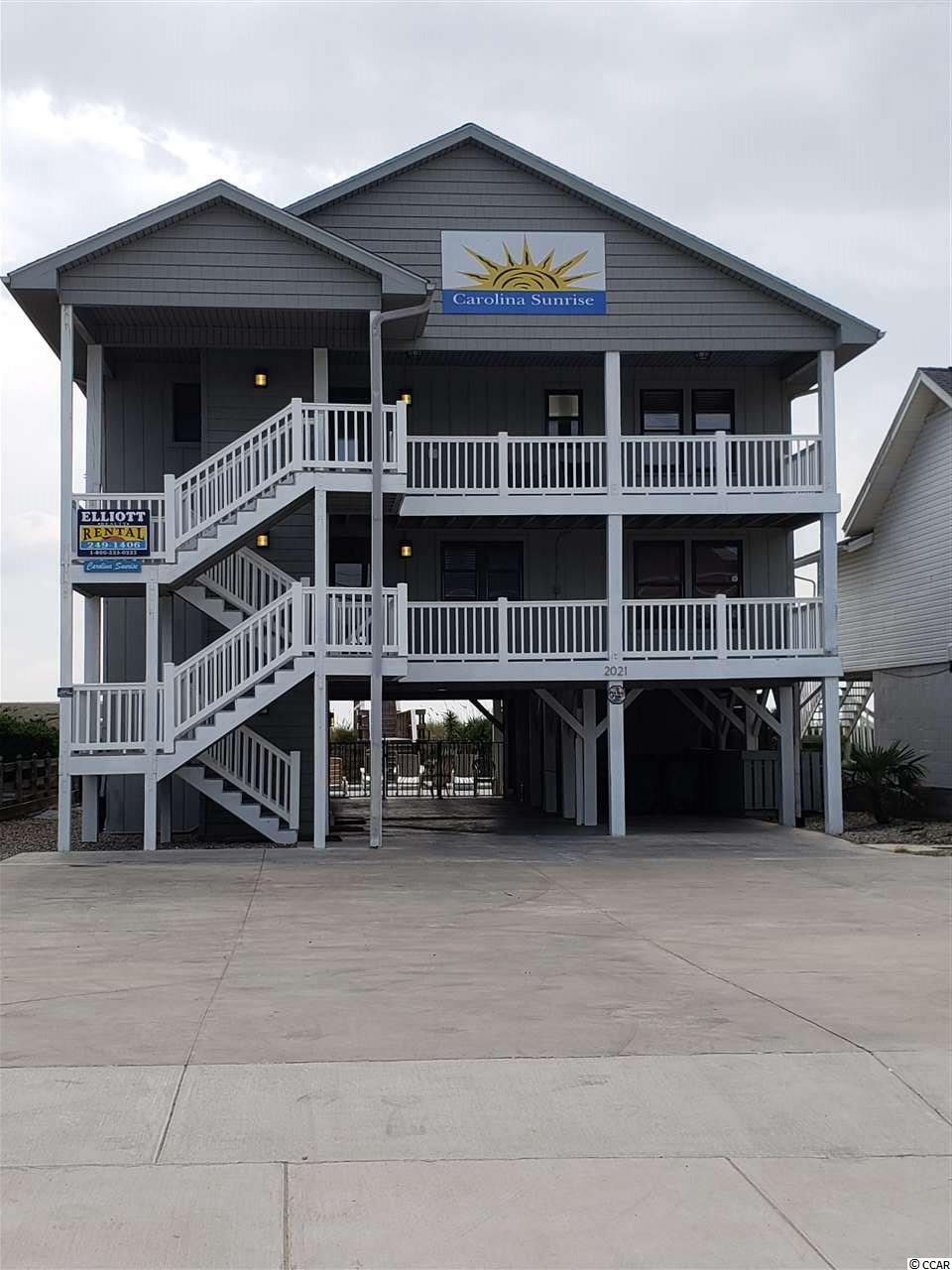 Detached MLS:1819880   2021 S Ocean Blvd. North Myrtle Beach SC