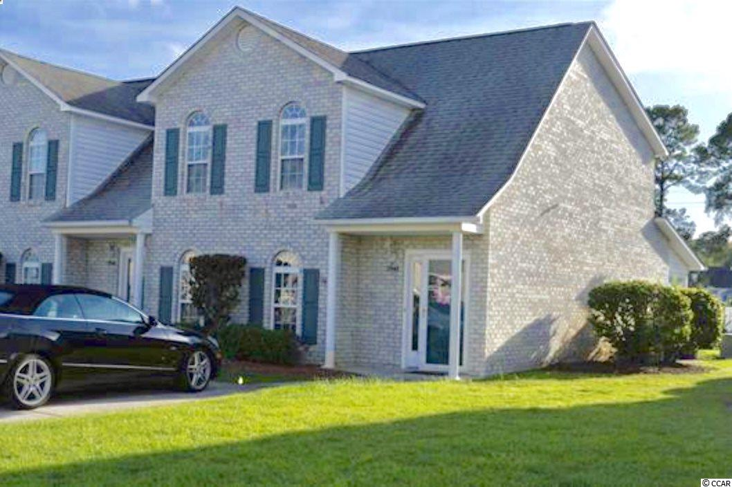 Townhouse MLS:1819943 TYBRE DOWNS  3944 Tybre Downs Circle Little River SC