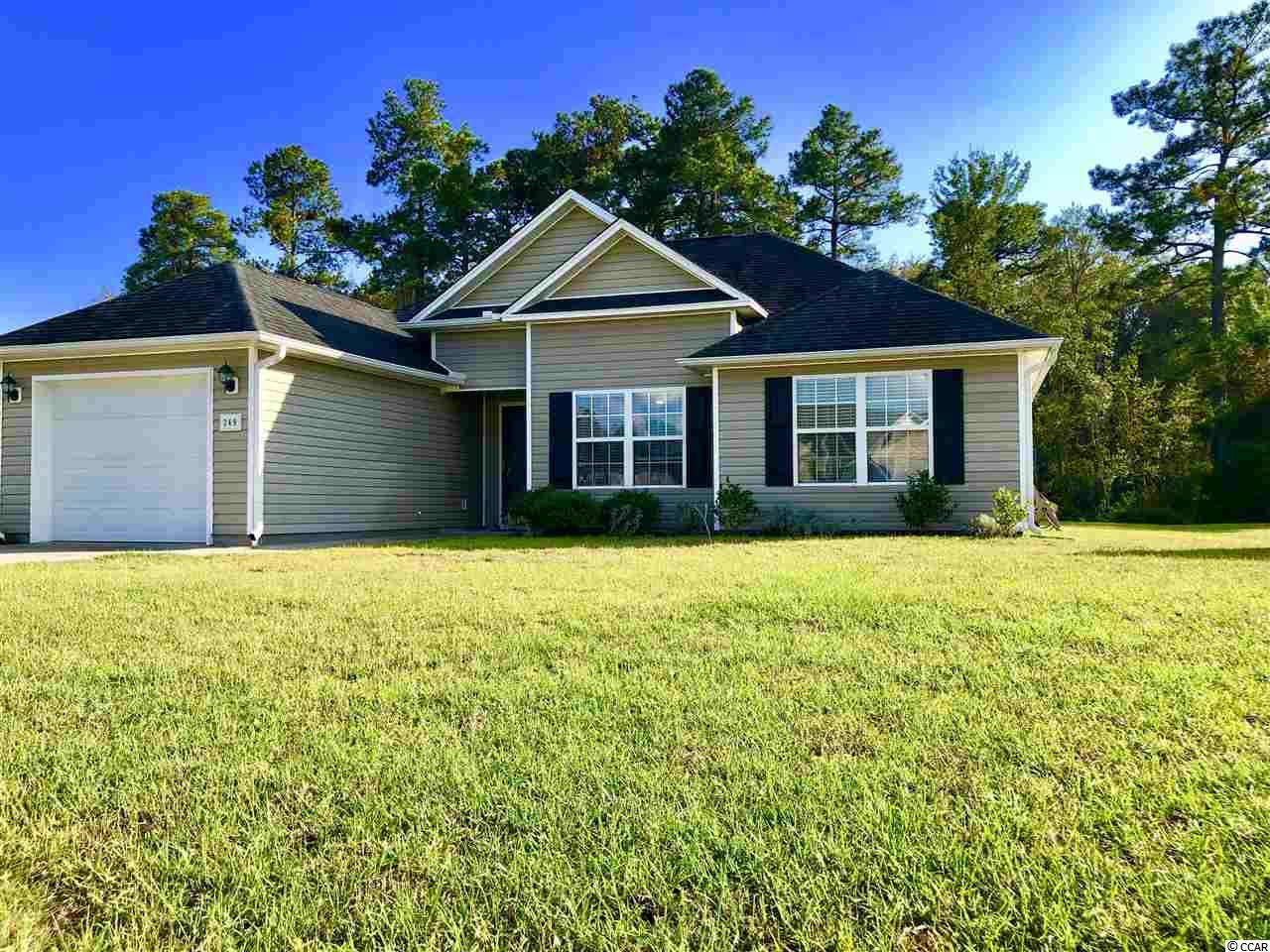 Detached MLS:1819955   249 Cottage Creek Circle Conway SC