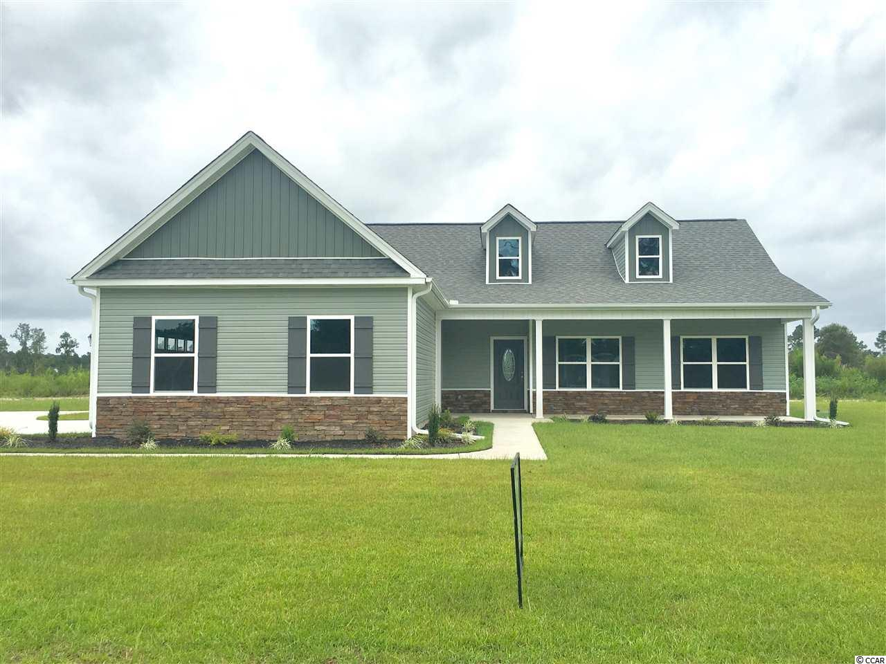 Detached MLS:1820001   6115 Cates Bay Hwy. Conway SC
